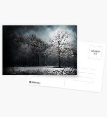 White Tree Postcards