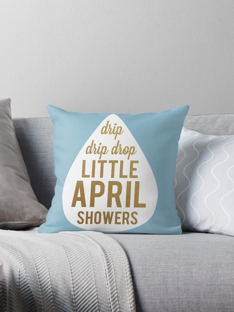 Drip Drip Drop Little April Showers by elainalynn