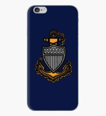 Coast Guard Chief Anchor iPhone Case