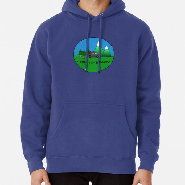 Sprintherapy in the Woods Hoodie