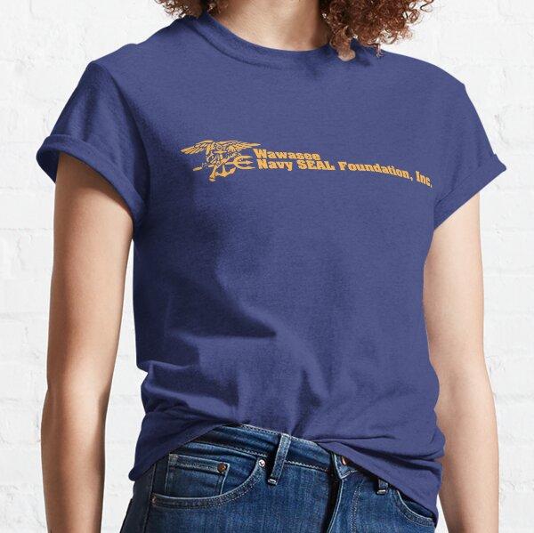 Wawasee Navy SEAL Foundation, Logo Classic T-Shirt