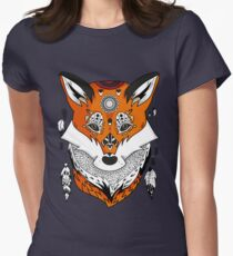 Fox Head Womens Fitted T-Shirt