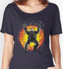 Lost in the space Women's Relaxed Fit T-Shirt
