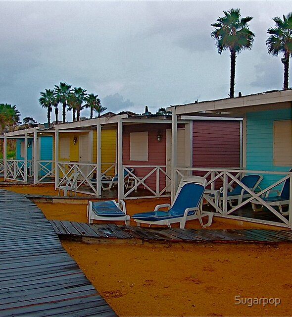 les cabanes by Sugarpop
