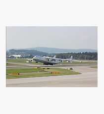 Antonov 225 Photographic Print