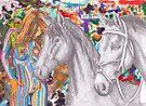 Equestrian  by Juhan Rodrik