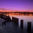 The Peter Jay Sharp  Park,  Beacon, NY by Jaime Hernandez