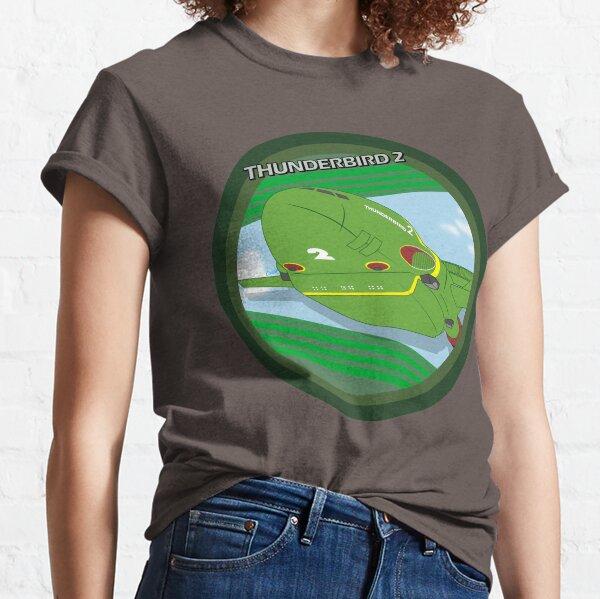 Thunderbird 2 badge Classic T-Shirt
