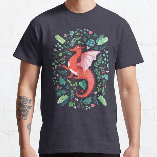 Tropical Dragon Classic T-Shirt