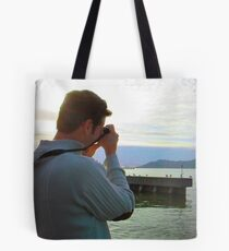 Got You in My Sites Tote Bag