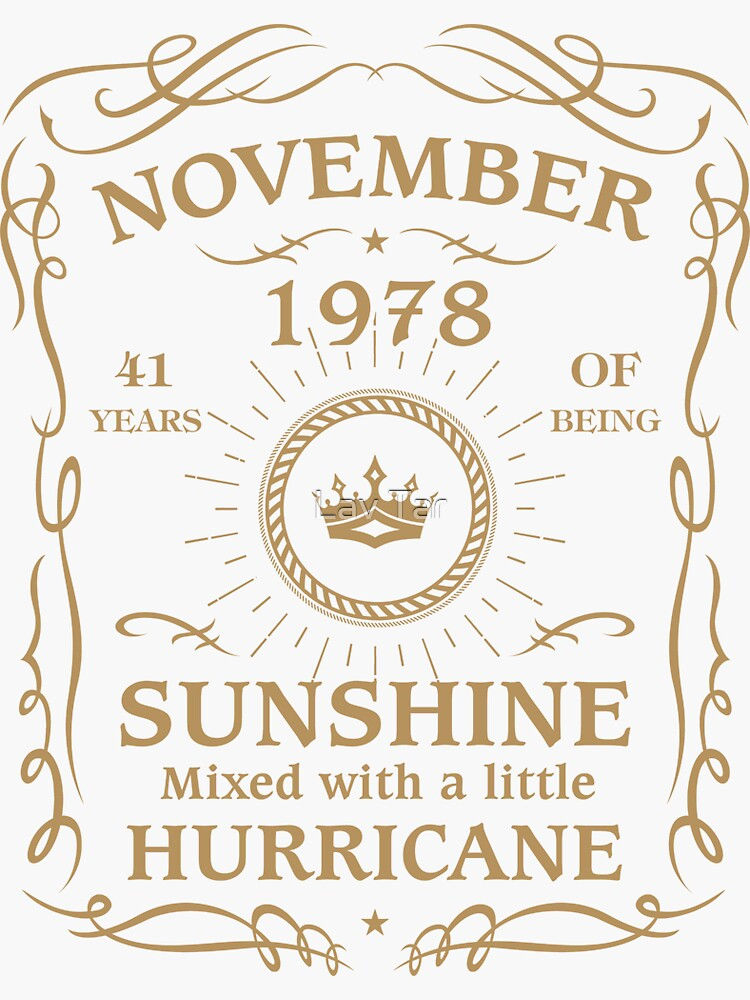 November 1978 Sunshine Mixed With A Little Hurricane by lavatarnt