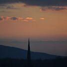 Sunset home II by Jason Kiely