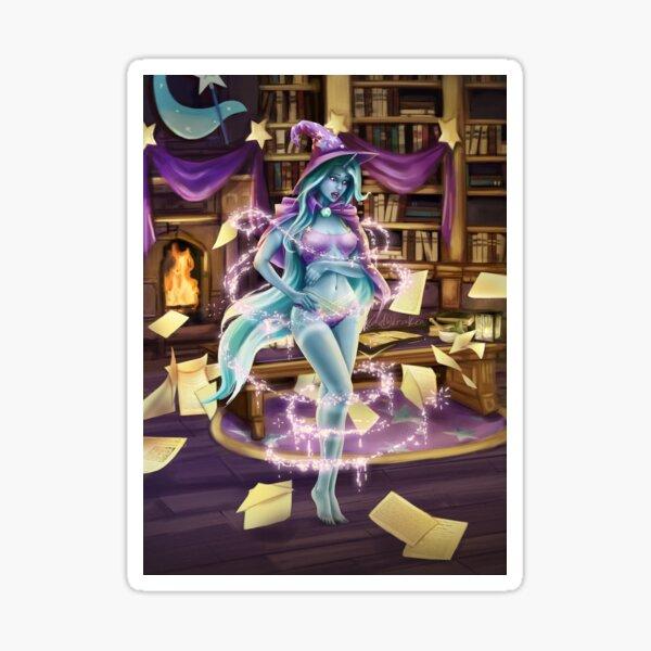 Library Trick Sticker