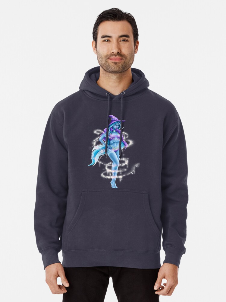 Alternate view of Library Trick Pullover Hoodie