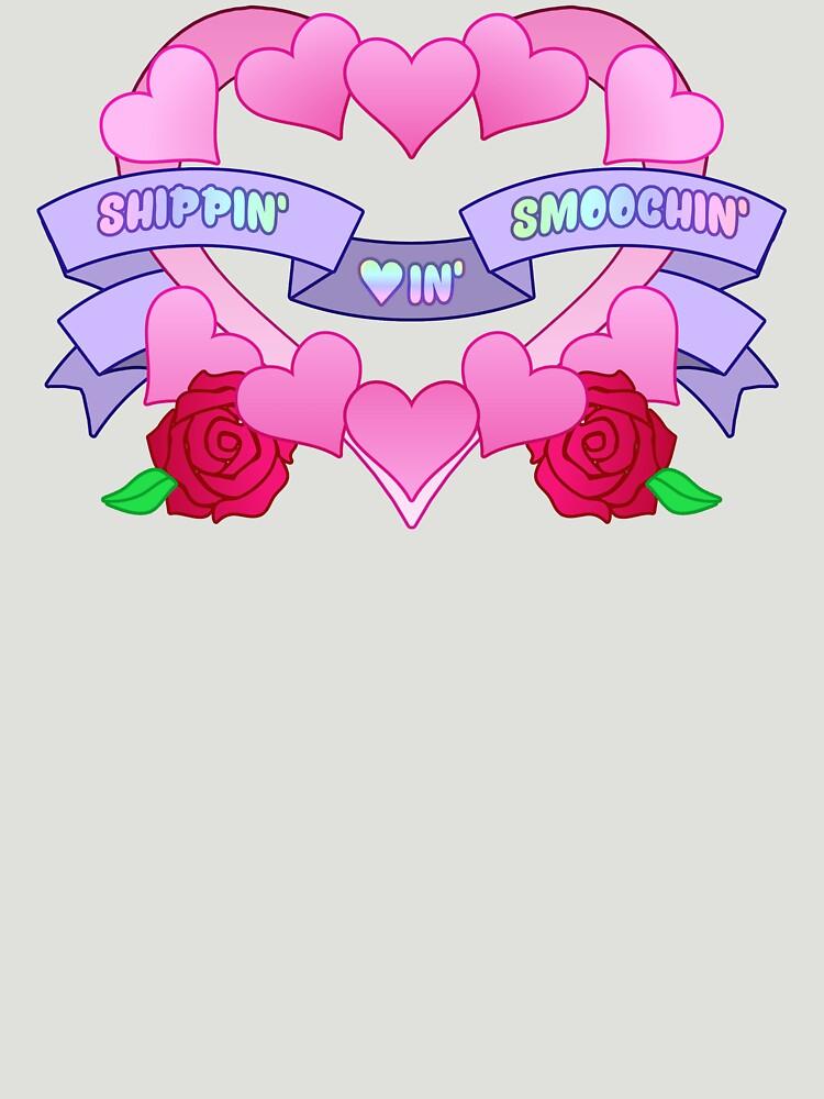 Shippin Lovin Smoochin  by TalenLee