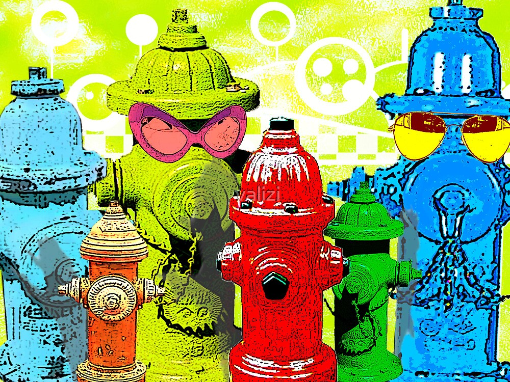Hydrant More Teen Posters Art 49
