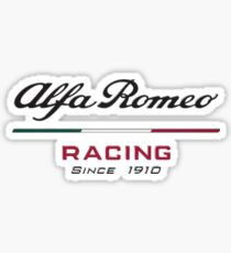 Alfa Romeo Digital Art Stickers Redbubble