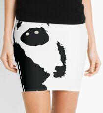 Ewok Silhouette Mini Skirt