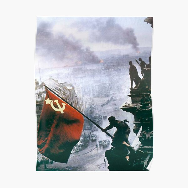 Reichstag Fall Poster