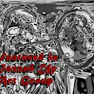 Featured in Jazzed Up Art Group Banner by James Watson