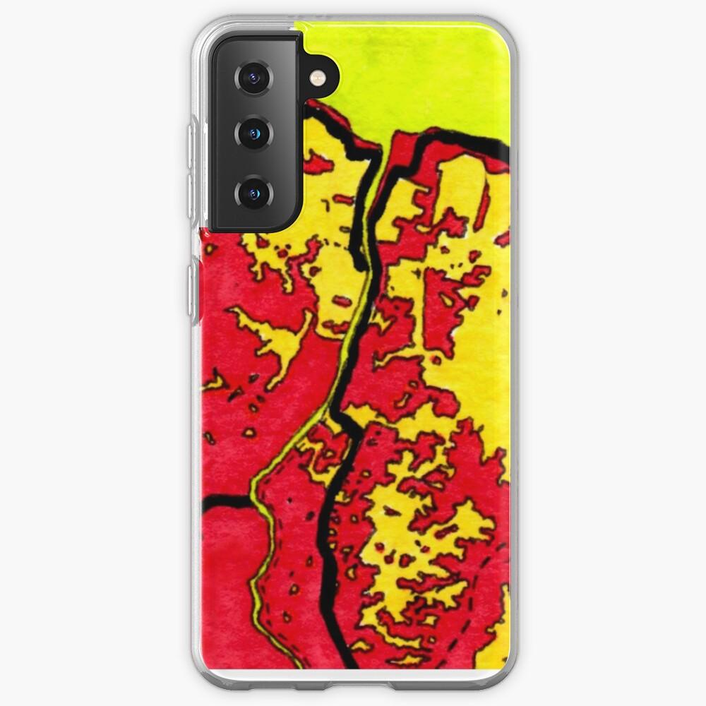 Georgetown, Guyana Case & Skin for Samsung Galaxy