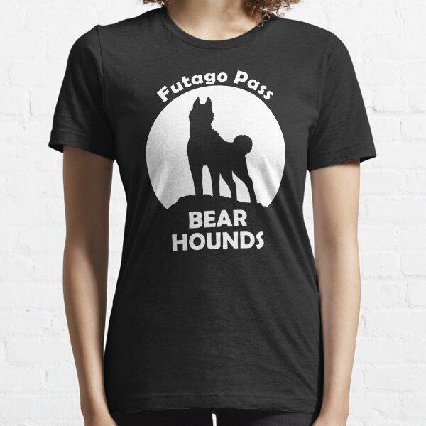 Futago Pass Bear Hounds Essential T-Shirt