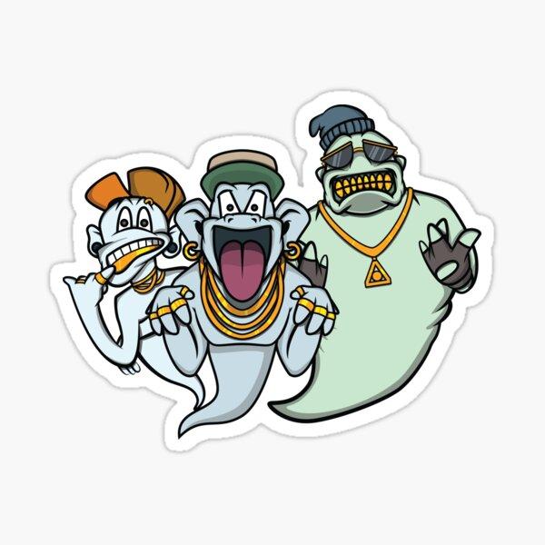 Kamikaze Goon Attack! Sticker