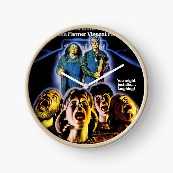 MOTEL HELL Clock