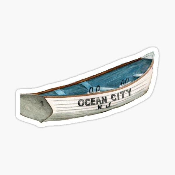 Ocean City, NJ Sticker