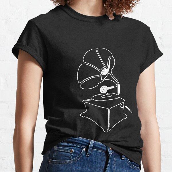 Headphonograph Classic T-Shirt