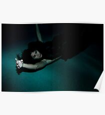 Drowning Beauty Poster