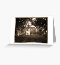 ~ Oakbank House ~  Greeting Card