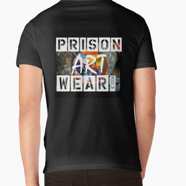Any way you spell it-- PrisonArtWare or PrisonArtWear, or even PrisonArtWhere--nothing compares! V-Neck T-Shirt