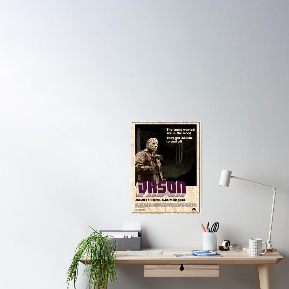 Jason Shaft Poster