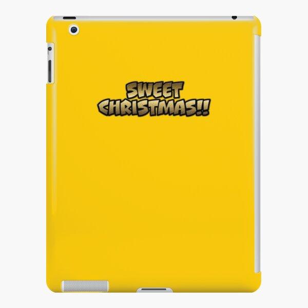 Sweet Christmas!! (crunch) iPad Snap Case