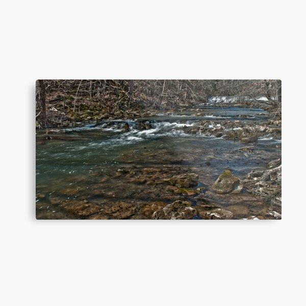 Roupes Creek Metal Print