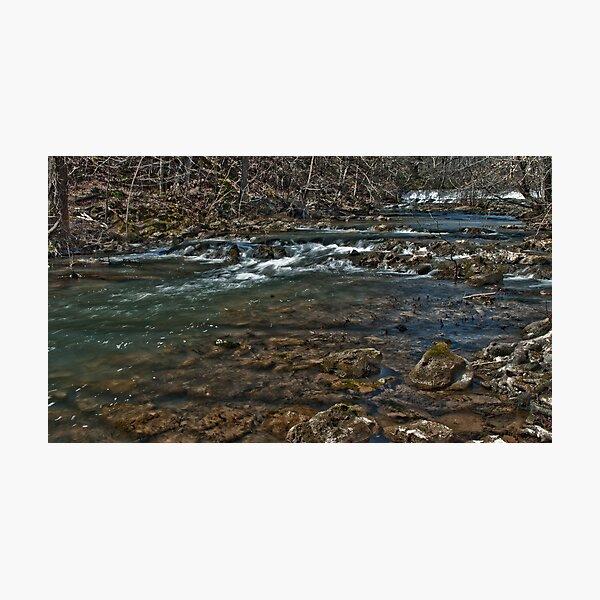 Roupes Creek Photographic Print