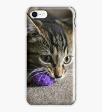Purple Ball iPhone Case/Skin