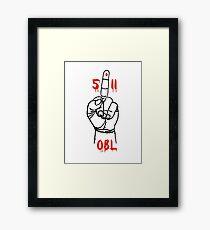 5.1.11 OBL Framed Print
