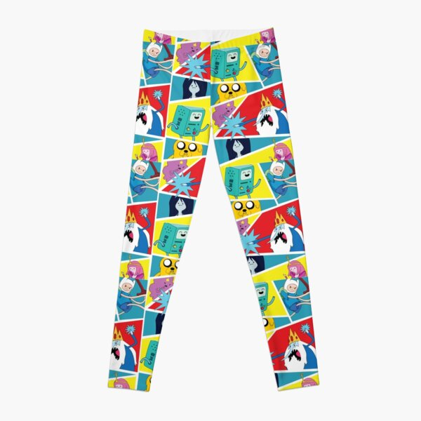 Adventure Time Totem Leggings