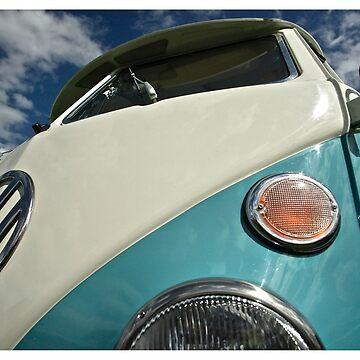 VW Camper by Kit347