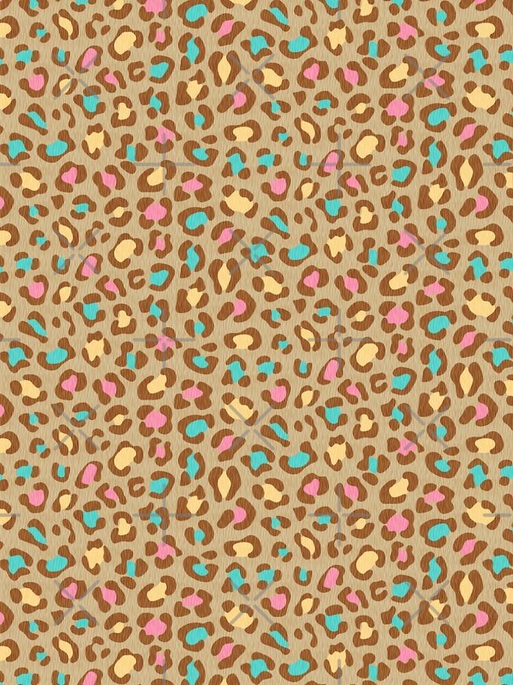 Leopardo Ice Cream de miavaldez