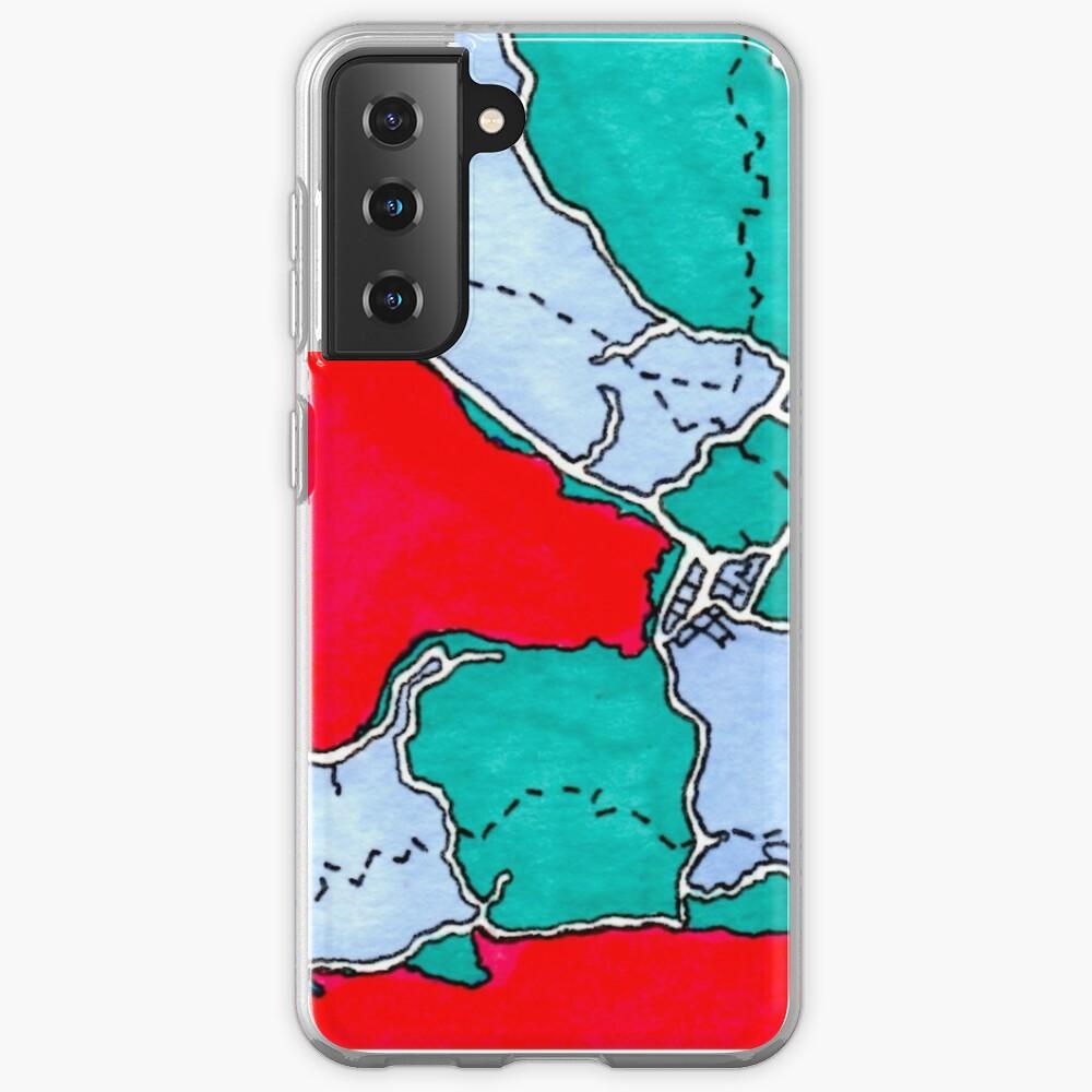 Port Au Prince, Haiti Case & Skin for Samsung Galaxy