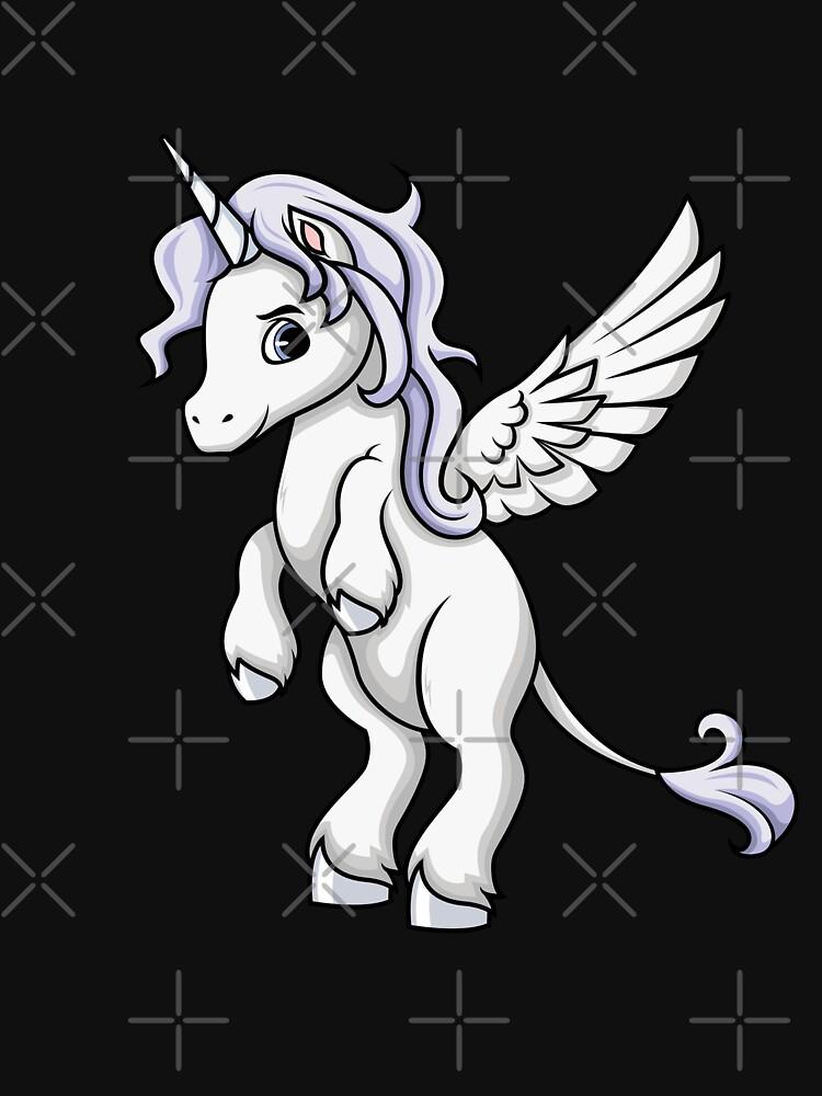 """Pegasus - Greek Mythology Horse Hercules Unicorn"" T-shirt ..."