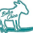 Bolsa Chica surfing donkey by divotomezove