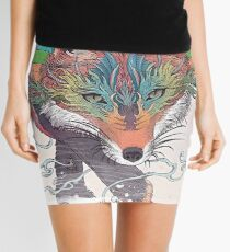 Kitsune Mini Skirt