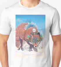 Kitsune Slim Fit T-Shirt