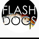 Flashdogs - T-Shirt by theflashdogs