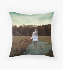 dehydrated souls Throw Pillow