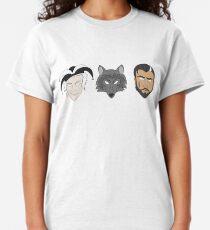 Fitz, der Narr und Nighteyes Classic T-Shirt